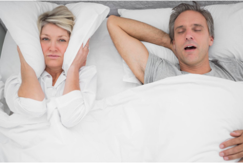 10% of Snoring Appliance - Stop snoring now!