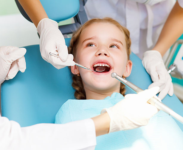 Kids Teeth Cleaning Special-$59