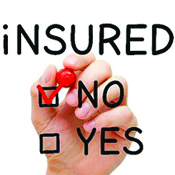 No insurance, no problem! 30% off completed services